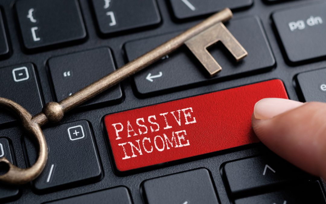 4 Passive Income Opportunities You can Start Today