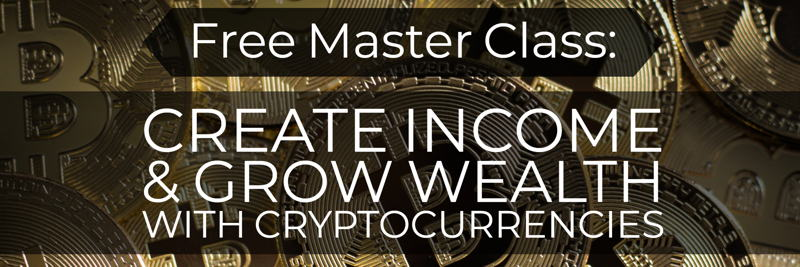 grow wealth trading and investing in cryptocurrencies