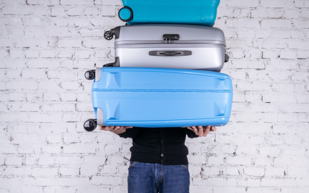 Travel Hack: How to Pack Light