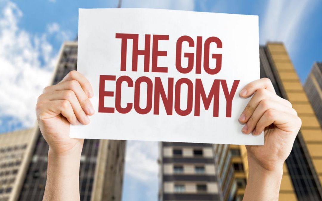 How Blockchain Can Benefit The Gig Economy