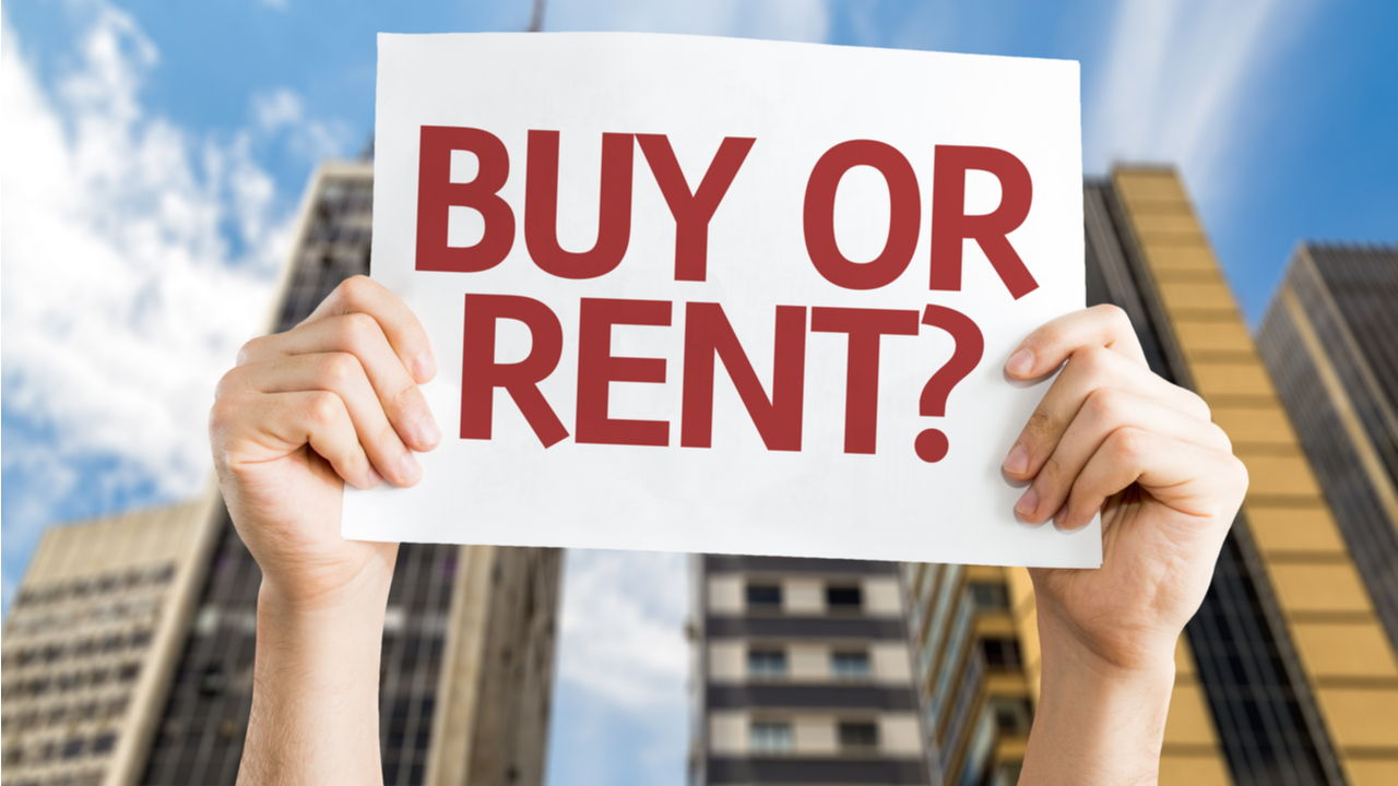 Renting an apartment vs buying a house essay