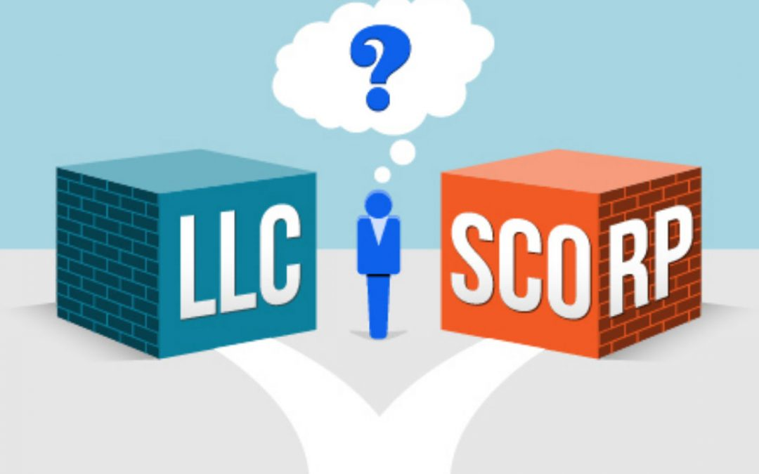 LLC or S-Corp: How To Structure Your Solo Enterprise