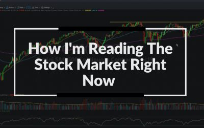 How I'm Reading The Stock Market Right Now